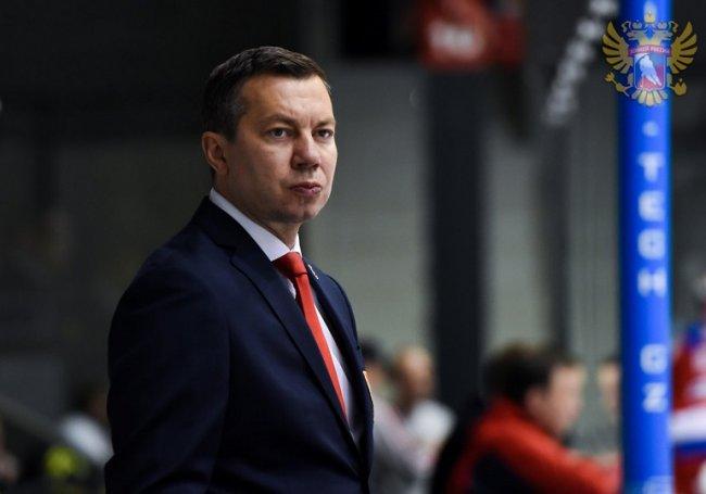 В сборной России по хоккею сменится главный тренер