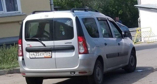 Автолюбитель сбил воспитательницу детского лагеря