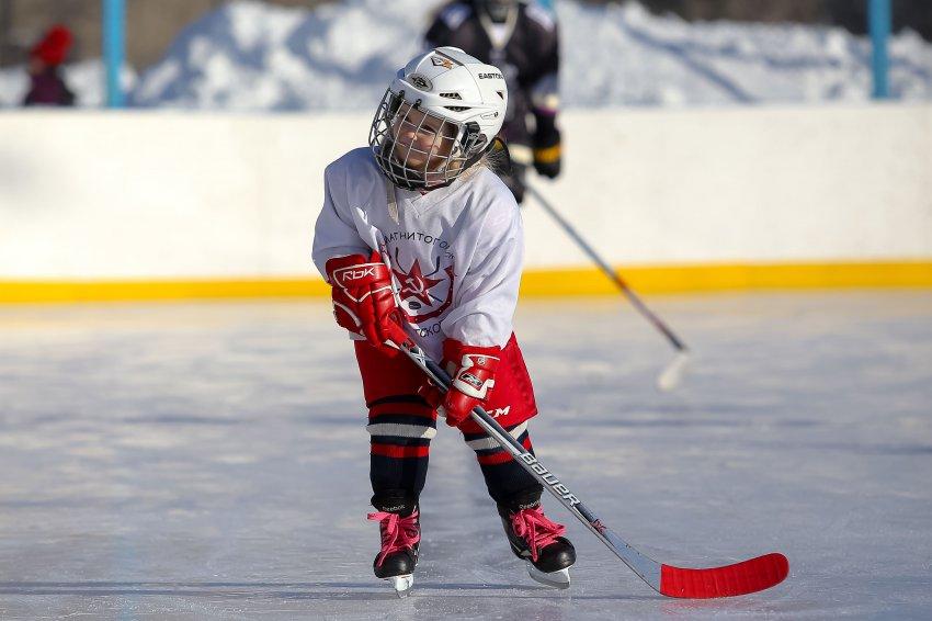 Академия женского хоккея объявляет набор!