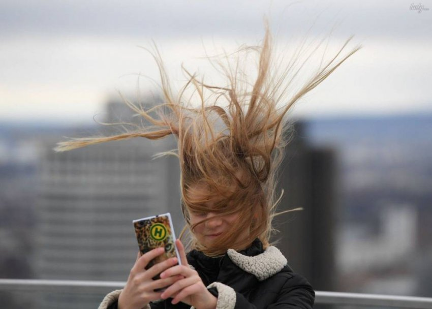 На Южный Урал идёт ураган