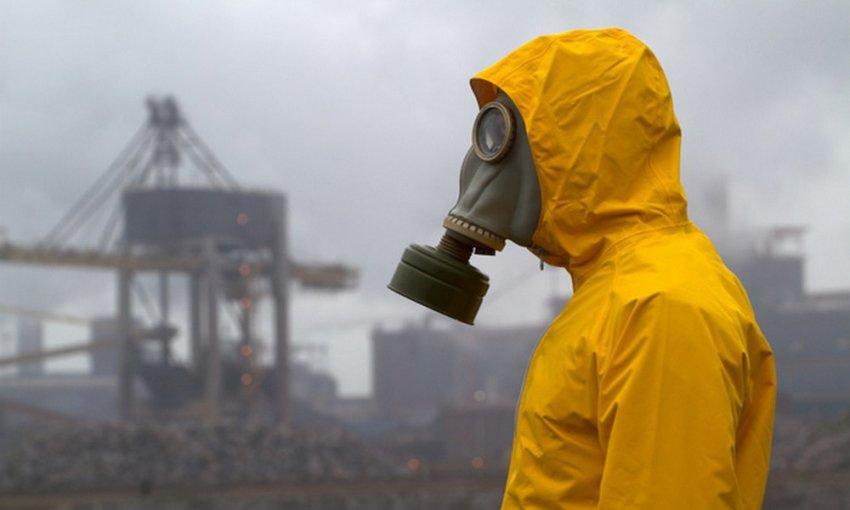 Радиация в Северодвинске превышала норму в 16 раз