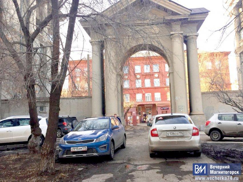 Конфликт на Ленинградской