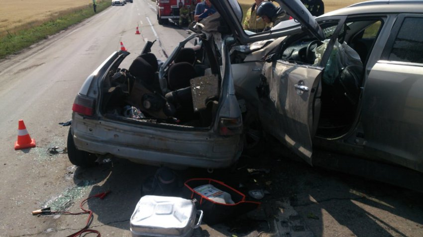 В ДТП разбилась молодая пара из Магнитогорска