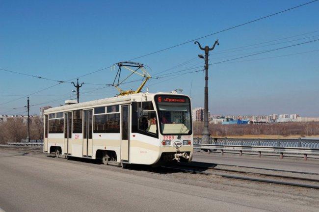 Маршруты трамваев изменятся!