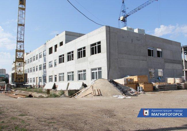 Скоро в Магнитогорске откроется еще одна школа