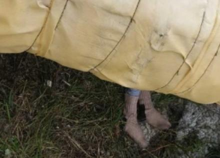 В парке Магнитогорска обнаружен труп