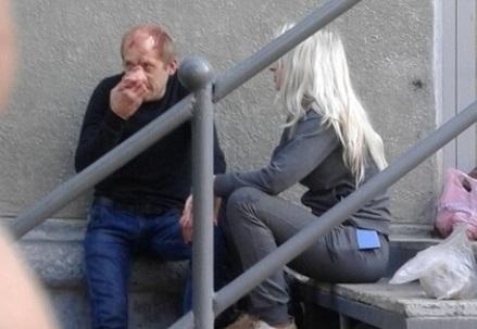 Драка в парикмахерской закончилась приездом полиции
