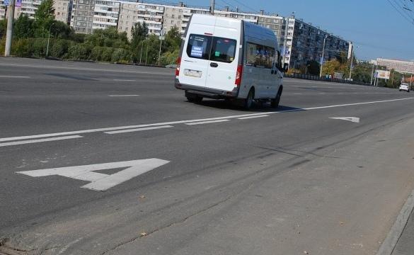 Общественный транспорт отделился