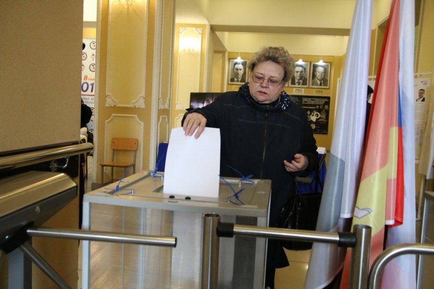 Известны первые результаты выборов