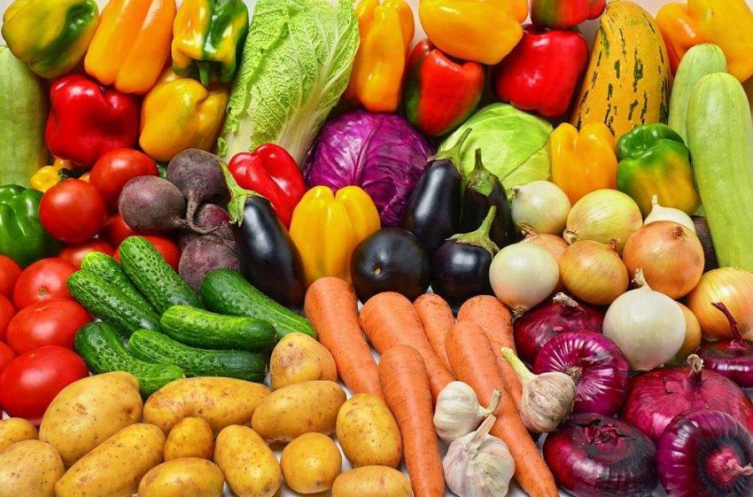 Спешите за свежими овощами!