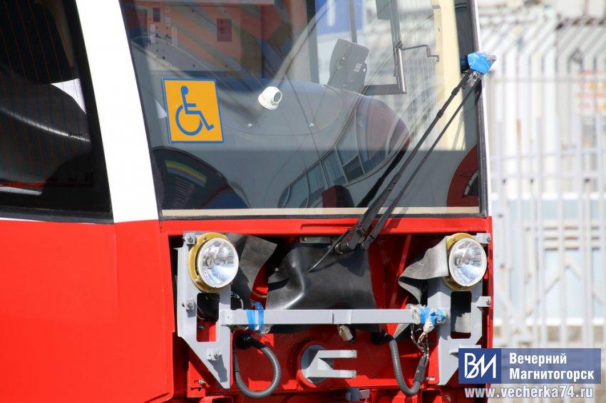 Обновление общественного транспорта продолжается
