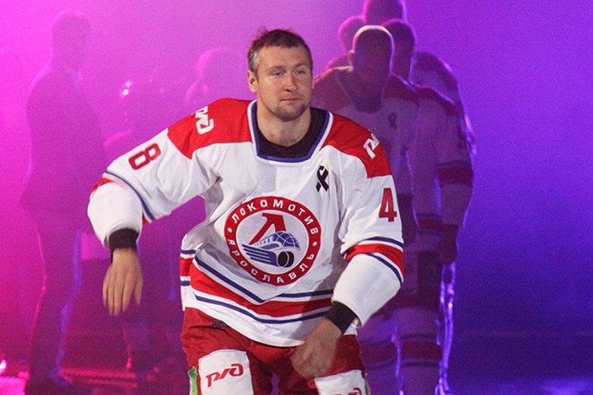Известный хоккеист задержан за мошенничество