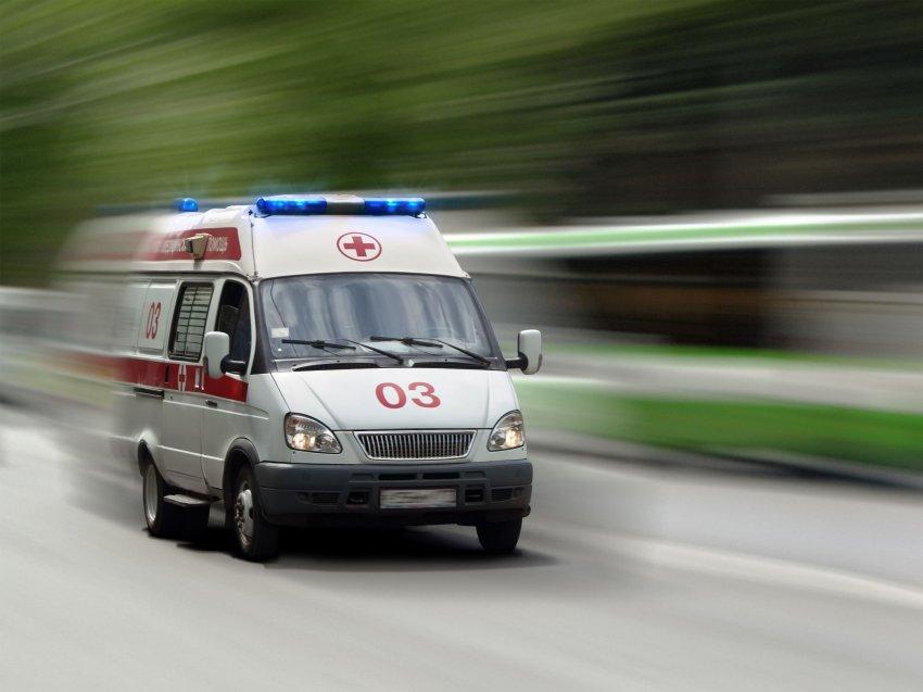 В ДТП пострадала пожилая женщина