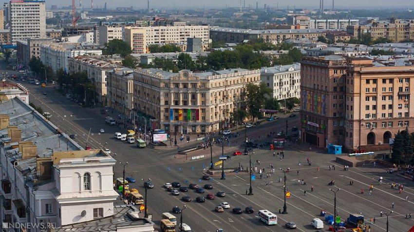 Люди бегут из Челябинска