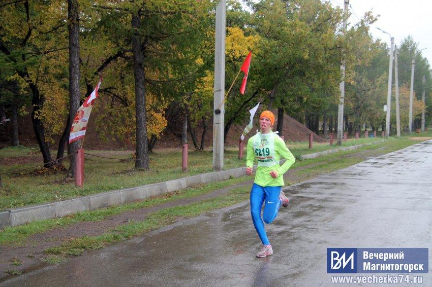 """""""Золотая осень"""" - золотая пора для бега"""