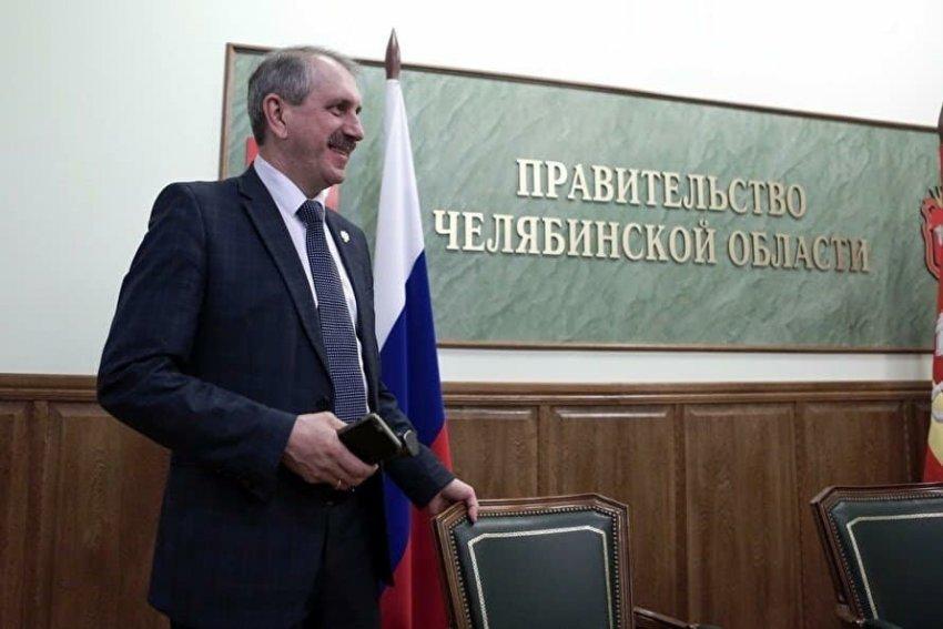 Леонид Одер - снова министр!