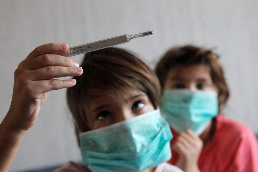 Эпидемия ОРВИ наступает?