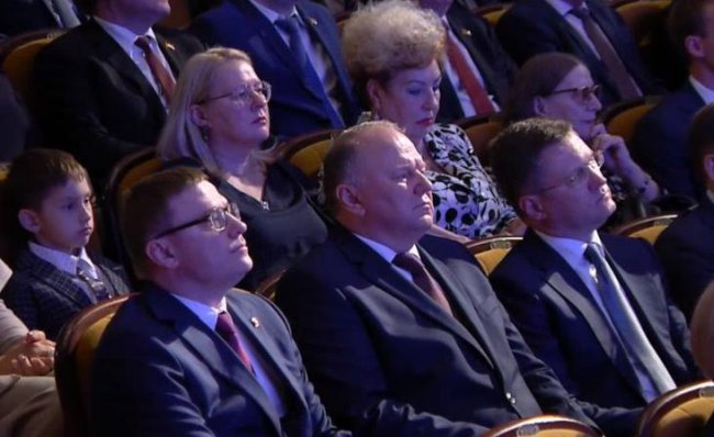 Алексей Текслер - новый губернатор!