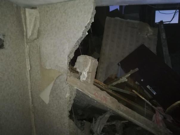 В Приморье в жилом доме прогремел взрыв