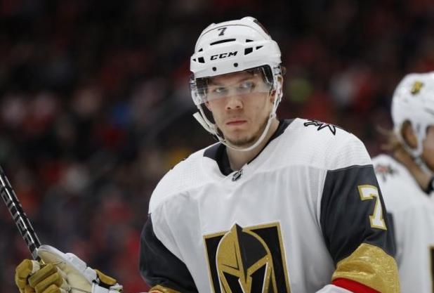 Российский хоккеист из НХЛ дисквалифицирован