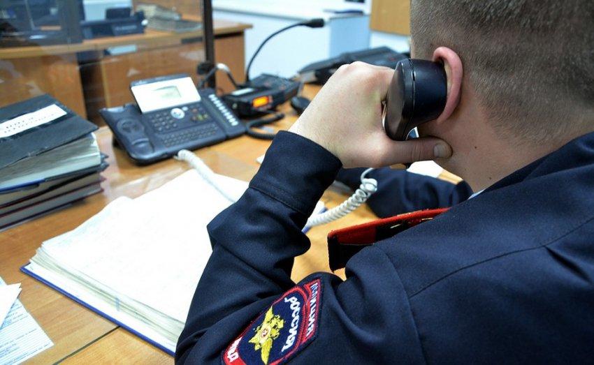 Полицейские сменили номер телефона