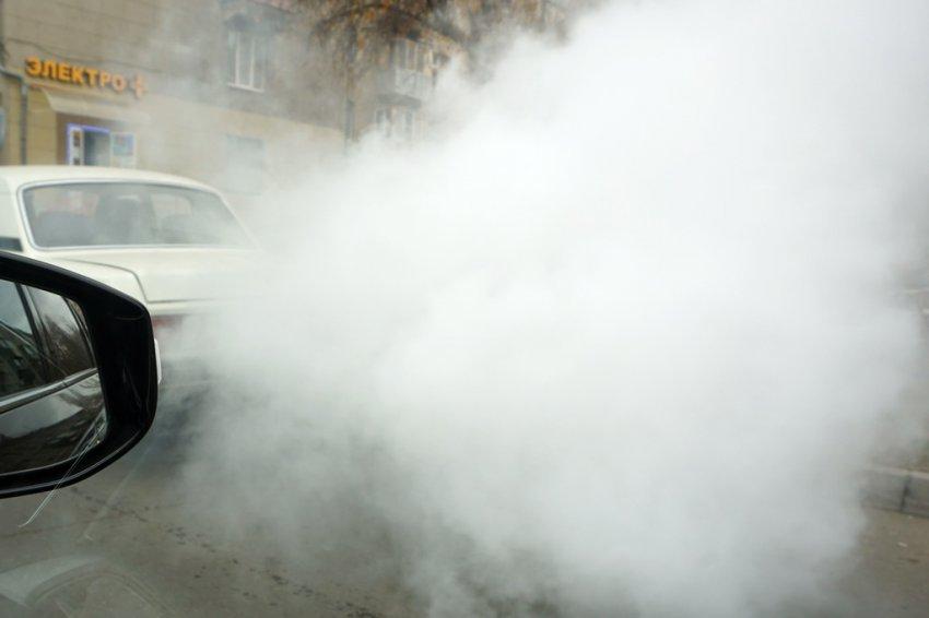 Дымят не только по-чёрному...