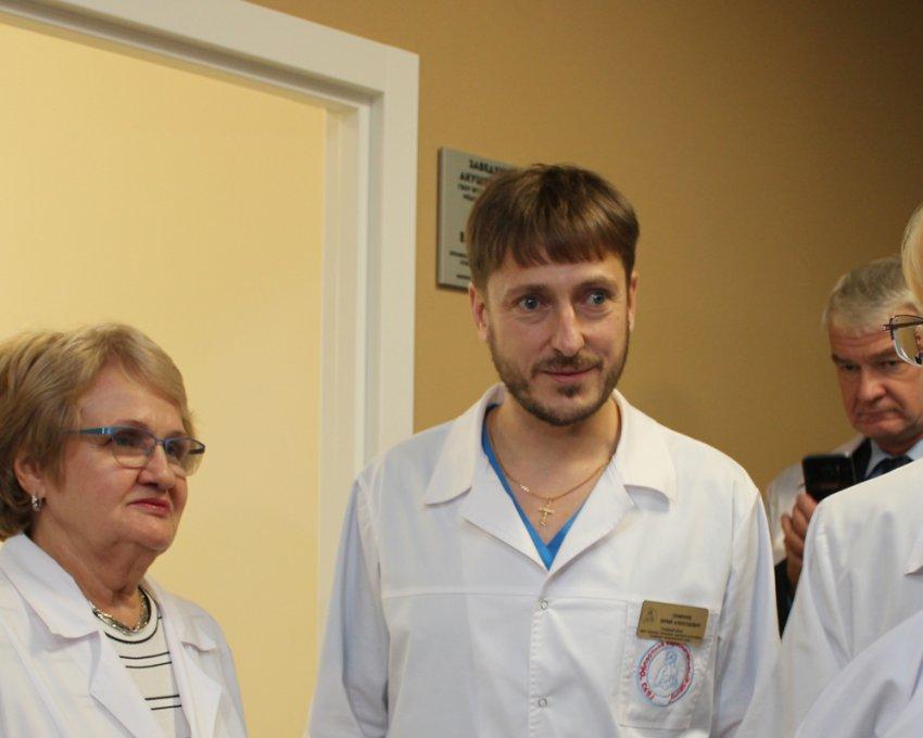 Алексей Текслер выбрал министра здравоохранения