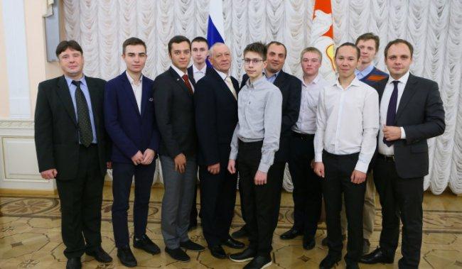Уральцы честь не уронили