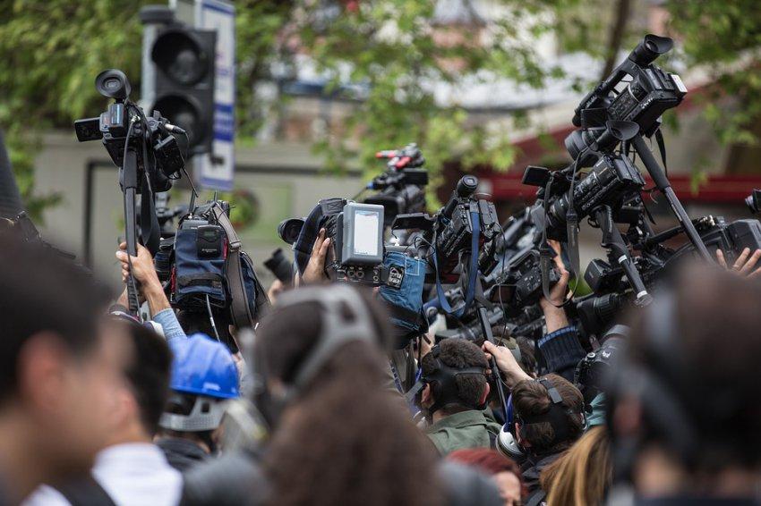 За мужчин и журналистов!