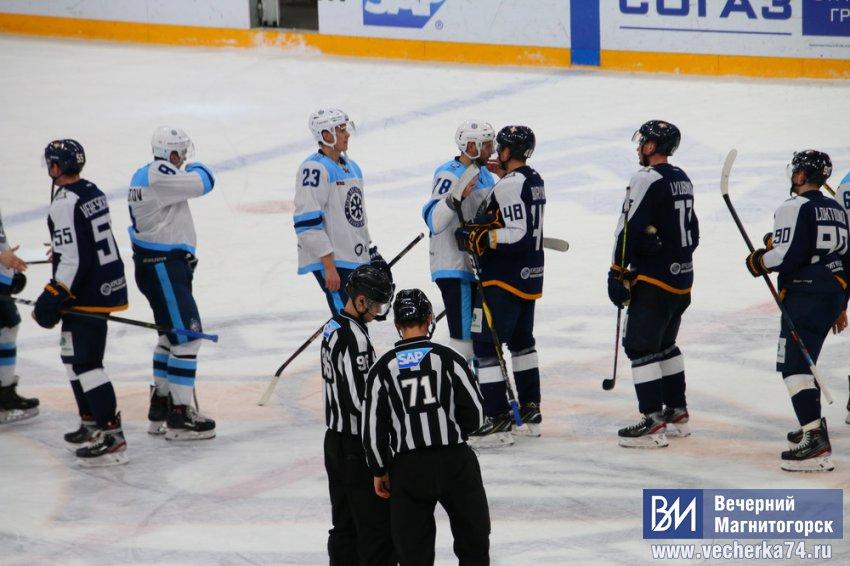 Ярослав Хабаров: «Игра неплохая получилась, но счёт не в нашу пользу»