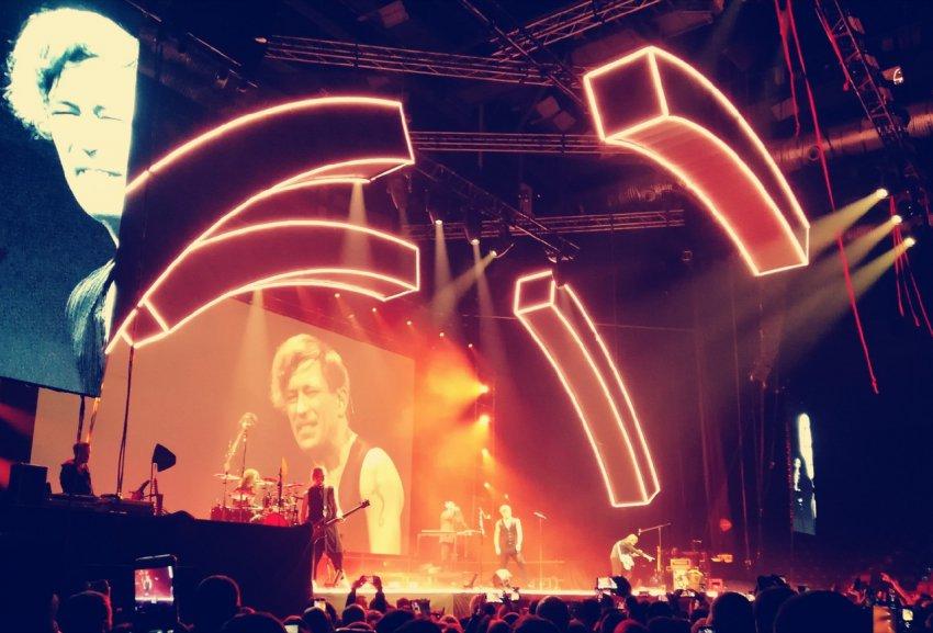 На концерте Би-2 в Челябинске произошло ЧП