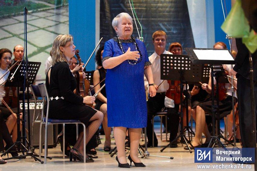 Магнитка поздравляет великого композитора...