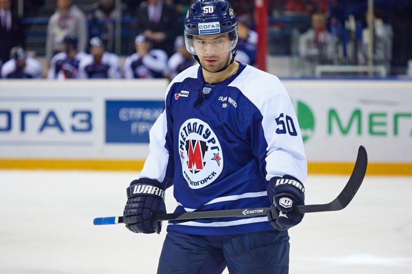 Кайгородов возвращается в большой хоккей!