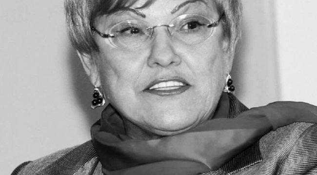 Ушла из жизни Людмила Вербицкая