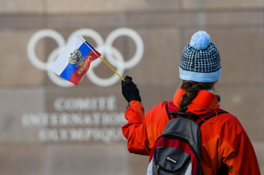 Россию отстранили от мирового спорта на 4 года