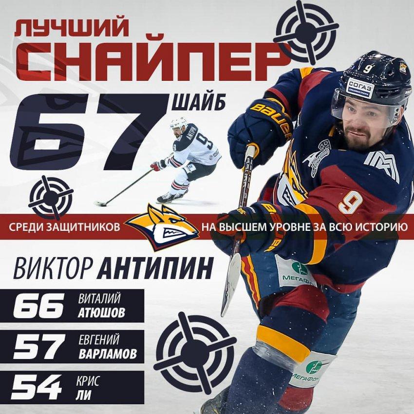 «Металлург» разгромил рижское «Динамо»