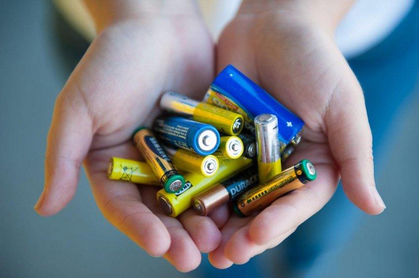 Села батарейка?