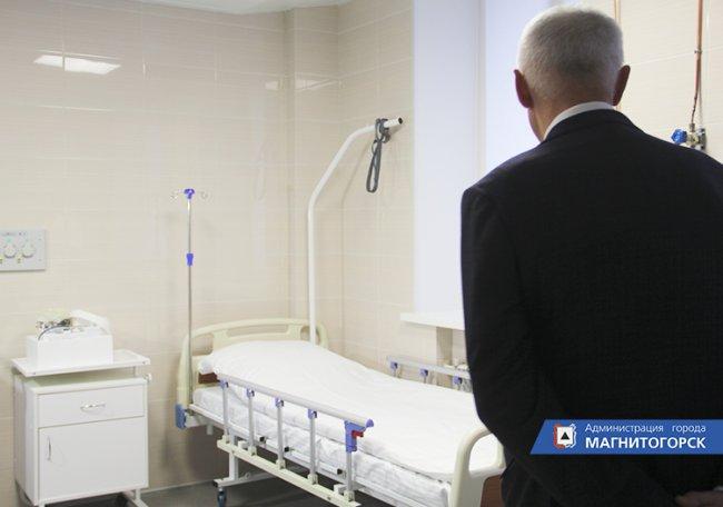Новый уровень в лечении пациентов