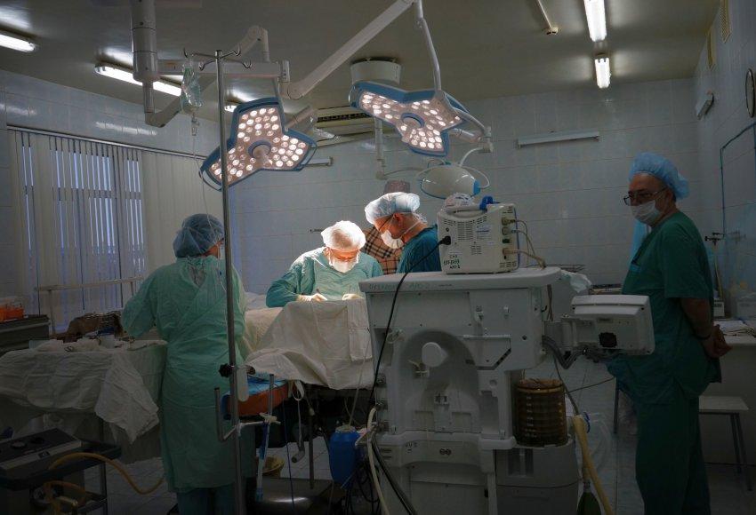 В медсанчасти модернизируют операционные