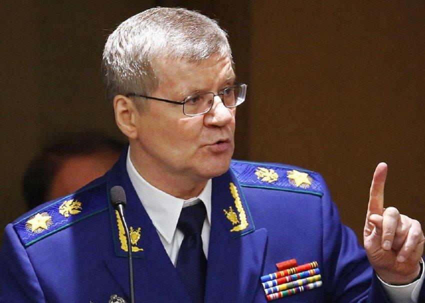 В России будет новый генпрокурор