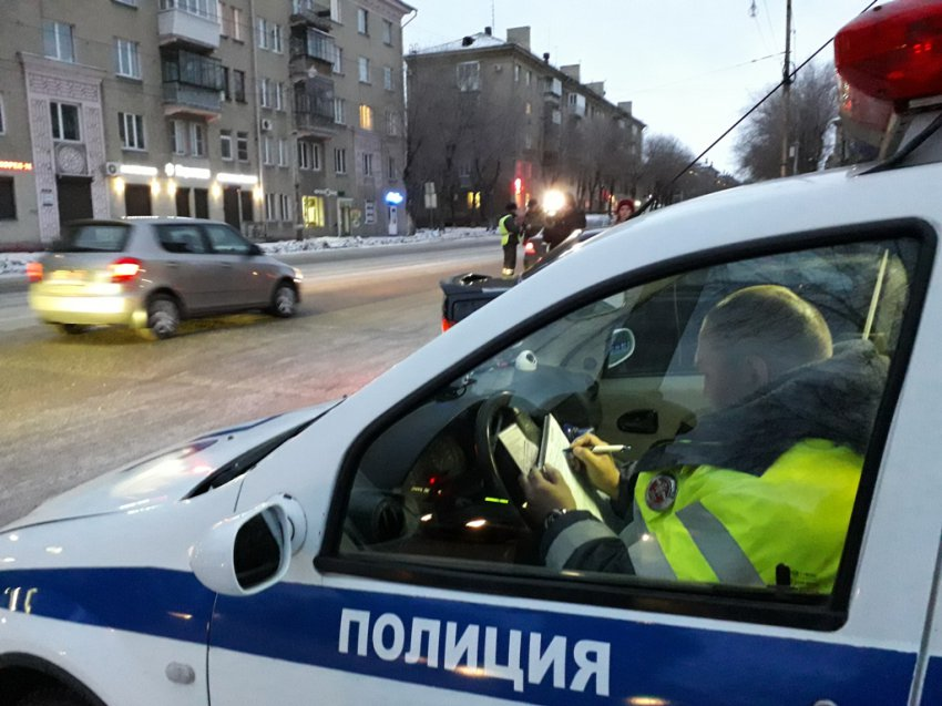 ГИБДД выявила 23 нарушения