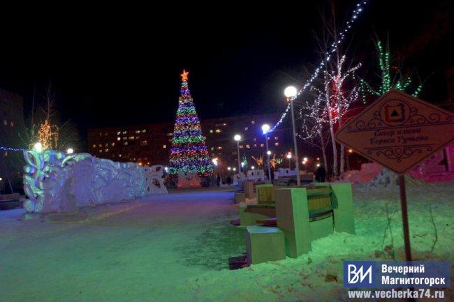 Ледовые городки закрываются