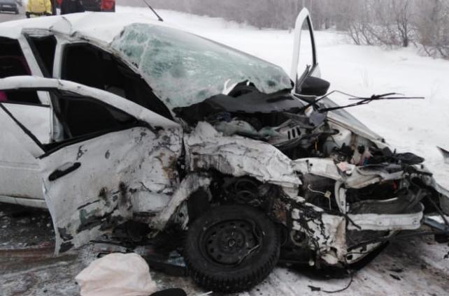 Два человека погибли в ДТП под Магнитогорском