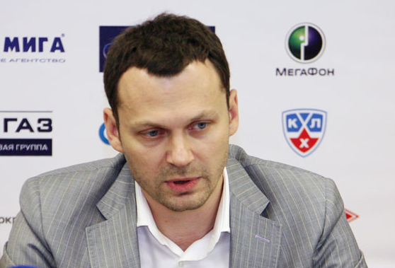 """Задержан бывший куратор хоккейного """"Спартака"""""""
