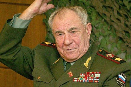 Умер Дмитрий Язов