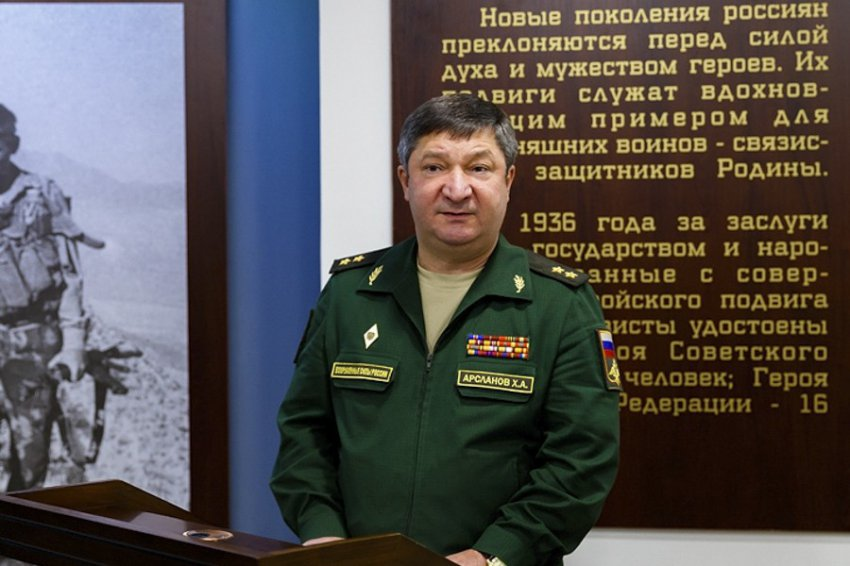 Задержан заместитель начальника Генштаба Вооруженных сил