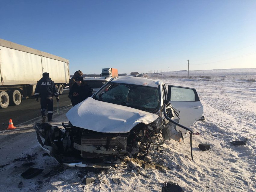 Три человека погибли по дороге в Магнитогорск