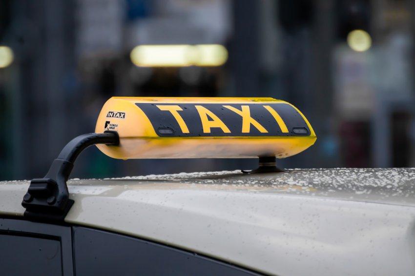 Снова «Яндекс такси»