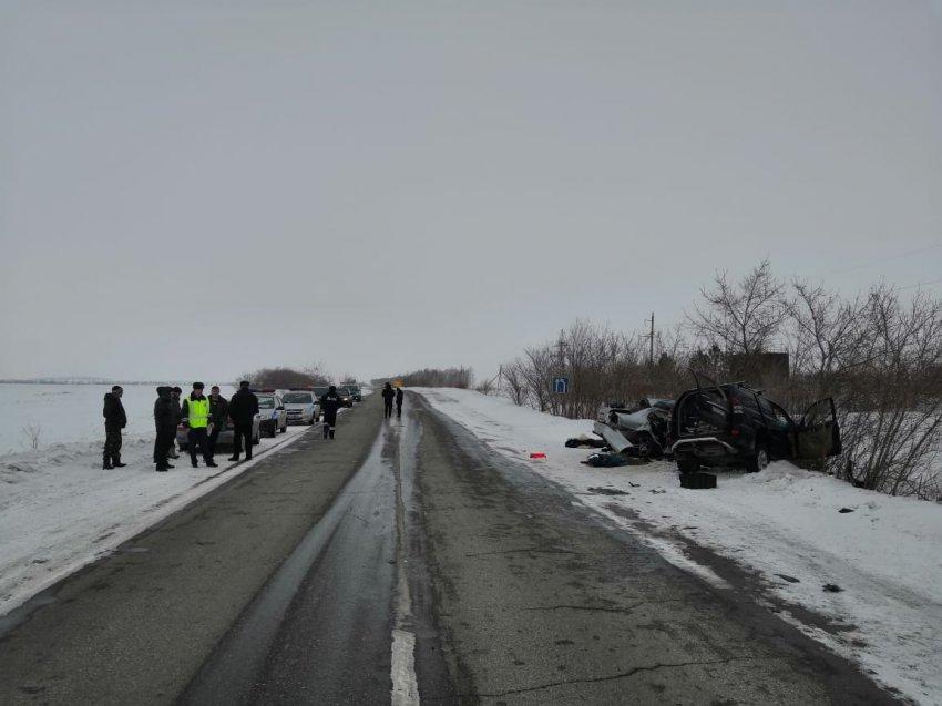 Три человека погибли в страшном ДТП