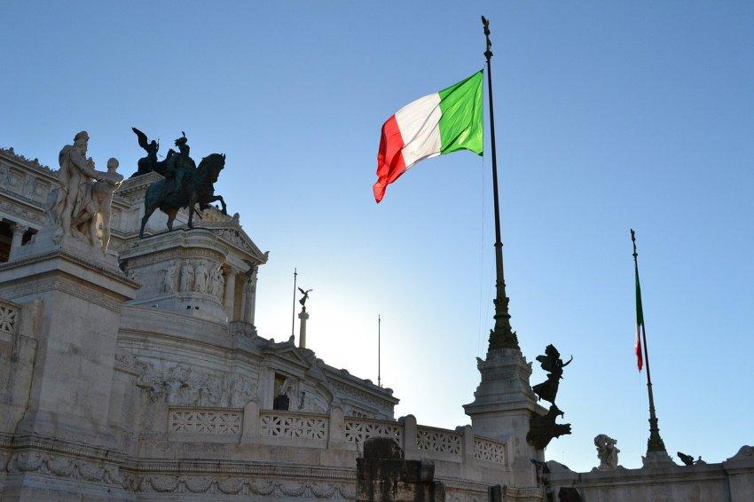 Италия обратилась за помощью к России